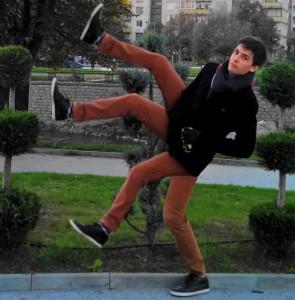 Felix mit vier Beinen